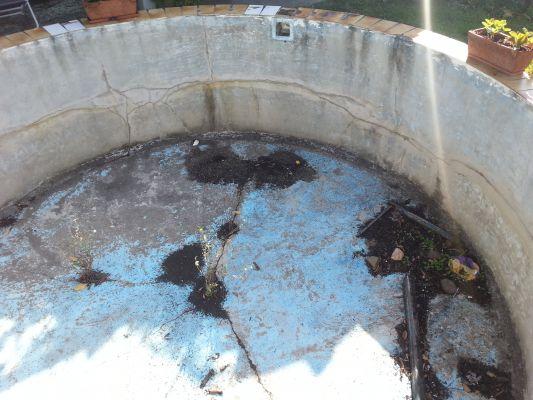 R novation piscine b ton fissur 4 messages for Renovation piscine beton