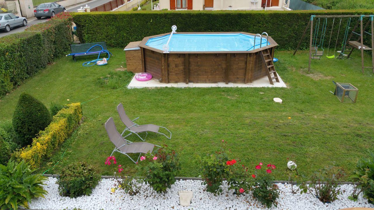 Comment Monter Une Piscine Hors Sol piscine hors sol bois avec terrasse (7 messages