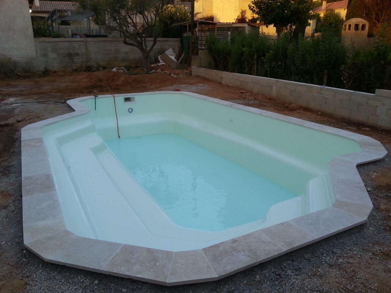 Photo installation piscine plan bouches du rhone 13 for Installation piscine
