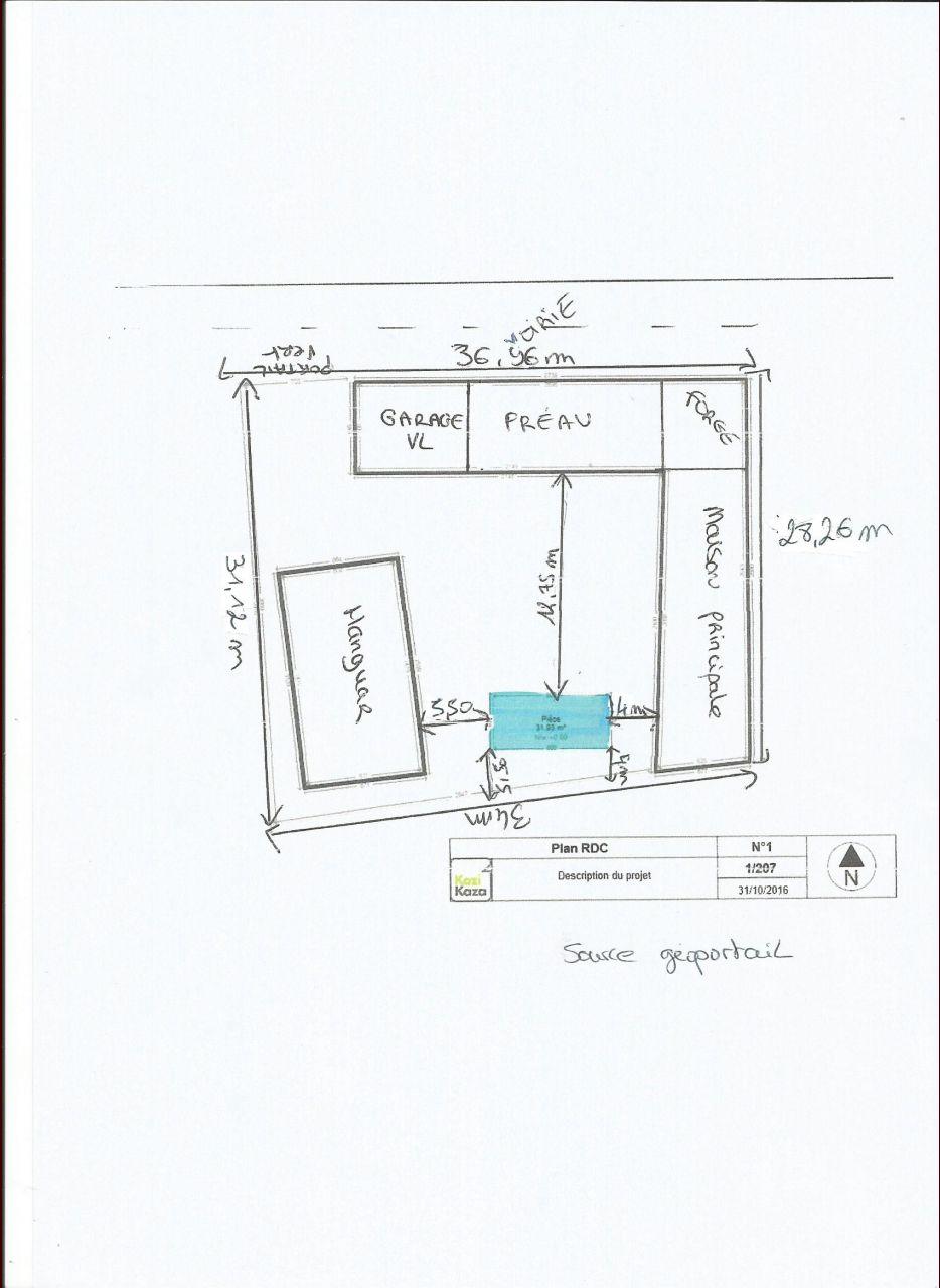 refus cause emprise au sol r solu 10 messages. Black Bedroom Furniture Sets. Home Design Ideas