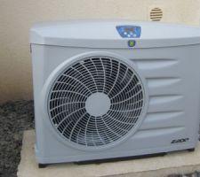 Pompe à chaleur Zodiac Z200