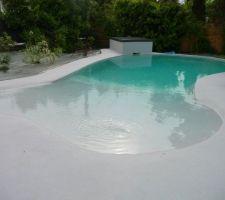 Bient t le joli lagon les photos de la piscine - Forum piscine diffazur ...