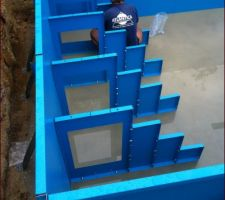 Montage escalier