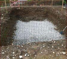 Il y a 8 mois un gros trou dans notre jardin