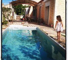 coque piscine 2x5