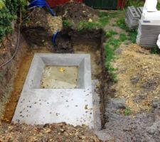 Terrain argileux   pluie = de l'eau boueuse