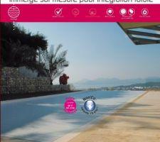 C'est le VR immergé type DIVER pas de caillebotis sur plage extérieure