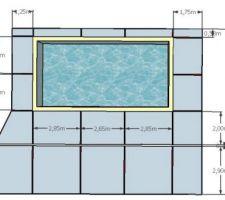 Plan plage   terrasse