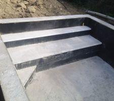 La spécificité de notre escalier