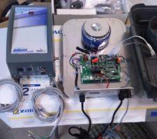 Contrôle redox et électrolyseur