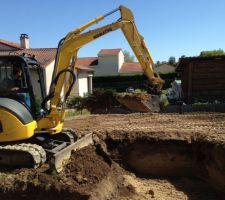 Etape 2 : Positionner et creuser