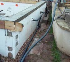 Préparation de la partie hydraulique