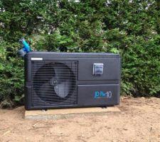 Nouveau modèle de Pompe à chaleur : la JD Pac Competitiv 10 qui remplace le modèle JD Pac Competitiv 9