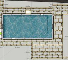 Plan Lambourde (70X70)