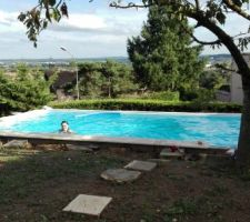 Photos de piscines - Piscine coque 6x4 ...