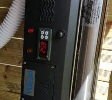 Réchauffeur électrique 6KW