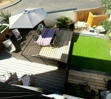 mini piscine sur le bassin d 39 arcachon les photos de la. Black Bedroom Furniture Sets. Home Design Ideas