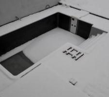 Il fait froid et la neige est au rdv