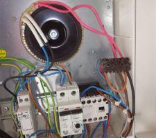 Coffret. Pompe électrolyser spot