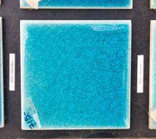 Les carreaux de mosaïques qui vont utilisés pour carreler la piscine (3/3)