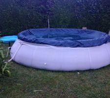 Vue d'ensemble de la piscine