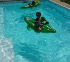 1ères baignades