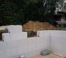 Montage des blocs