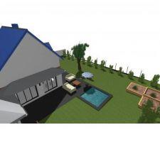 Projet de mini-piscine
