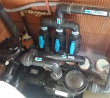 Montage filtration