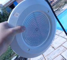 Projecteurs - Entourage avec nouveau RGB plat