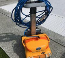 Robot Select RC620 pour le nettoyage