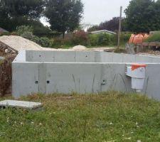 Stucture béton