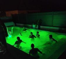 Pool Partie....