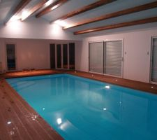 Photos de piscines for Piscine bois 8x5
