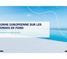 Norme européenne 2 bondes de fond depuis 2016