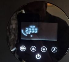 Pose d'un variateur de pompe aqualux permettant de réguler la vitesse de la pompe de circulation et optimiser le temps de filtration