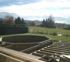 Construction terrasse bois