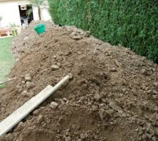 Bute de terre