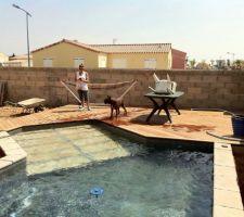 Le bain de soleil en ipé