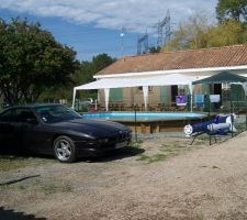 Photos de piscines for Piscine bois 8x5