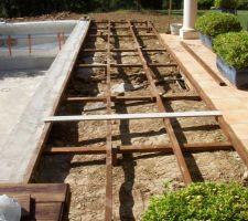 Construction des plages