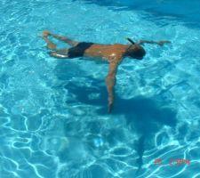 Dernière baignade avant démolition !!! fuite !!!