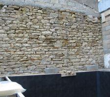 Un mur a detailler par obligation