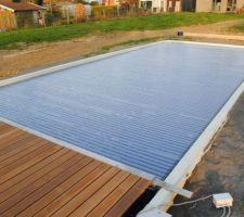 Volet solaire