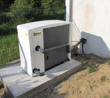 La pompe à chaleur Zodiak PF11M