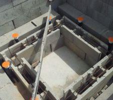 Construction jacuzzi