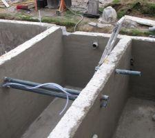 Enduit hydrofuge bassin tampon