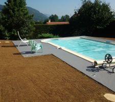 Piscine magiline les photos de la piscine for Combien coute une piscine desjoyaux
