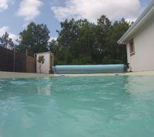 Du pure bonheur depuis 2 mois!!!!!!!!!! eau à 27.5 aujourd'hui, un été splendide en même temps.